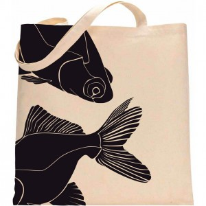 Tote Bag 1 EMERILLON DUO LOW