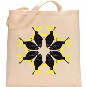 Tote Bag 1 EMERILLON 3 LOW