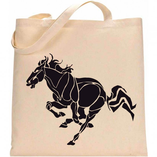 Tote Bag 1 CHEVAL 1 LOW