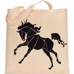 Tote Bag 1 CHEVAL 6 LOW