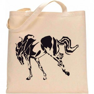 Tote Bag 1 CHEVAL 2 LOW