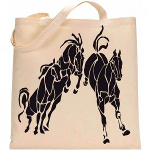 Tote Bag 1 CHEVAL 3 LOW