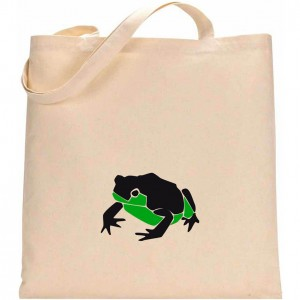 Tote Bag 1 GRENOUILLE 1 LOW